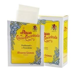 Alvarez Gomez Agua de Colonia Concentrada Perfumed Towelettes 10 Pack