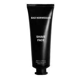 Bad Norwegian Shave Face