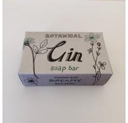 Barefoot & Beautiful Botanical Gin Soap Bar 100g