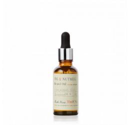 Bath House Fig & Nutmeg Beard Oil 30ml