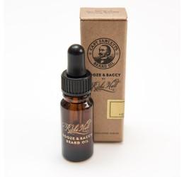 Captain Fawcett's Beard Oil Booze & Baccy 10ml