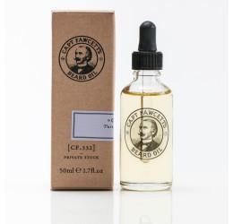 Captain Fawcett's Beard Oil Private Stock (10ml or 50ml)