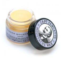 Captain Fawcett's Lavender Moustache Wax 15ml Contents