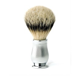 Edwin Jagger Chatsworth Barley Shaving Brush (Silver Tip Badger)