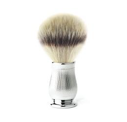 Edwin Jagger Chatsworth Barley Shaving Brush (Synthetic Silver Tip)