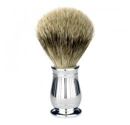 Edwin Jagger Chatsworth Lined Shaving Brush (Best Badger)