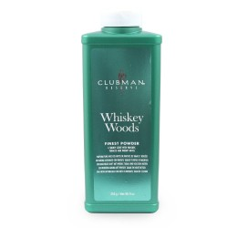 Clubman Pinaud Whiskey Woods Finest Powder 255g