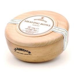 D R Harris Almond Beechwood Shaving Soap 100g