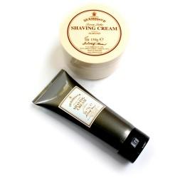 D R Harris Almond Shaving Cream