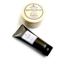 D R Harris Lavender Shaving Cream