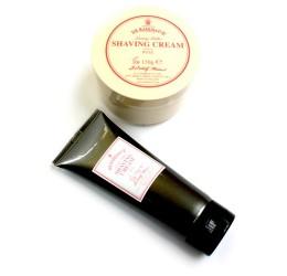 D R Harris Rose Shaving Cream