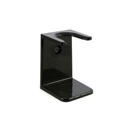 Edwin Jagger Black Brush Drip Stand (Large)