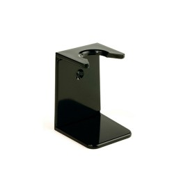 Edwin Jagger Black Brush Drip Stand (Small)