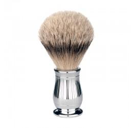 Edwin Jagger Chatsworth Lined Shaving Brush (Super Badger)