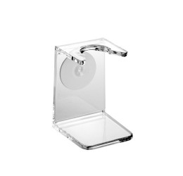 Edwin Jagger Clear Brush Drip Stand (Small)