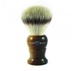 Edwin Jagger Horn Shaving Brush (Synthetic Silvertip)