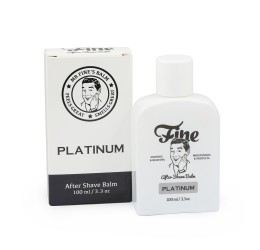 Fine Accoutrements Platinum Aftershave Balm