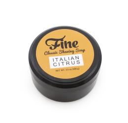 Fine Italian Citrus Classic Shaving Soap