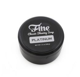Fine Accoutrements Platinum Shave Soap