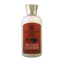 Geo F Trumper Spanish Leather Skin Food 100ml