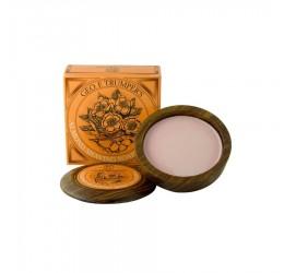 Geo F Trumper Almond Shaving Soap (Wooden Bowl)