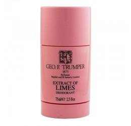Geo F Trumper Limes Deodorant Stick 75ml