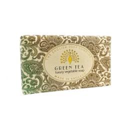 The English Soap Company Vintage Green Tea Soap Bar 200g