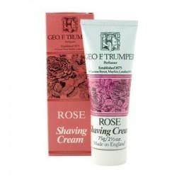 Geo F Trumper Rose Shaving Cream 75g