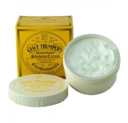 Geo F Trumper Sandalwood Shaving Cream 200g