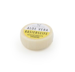 Haslinger Aloe Vera shaving soap refill 60g