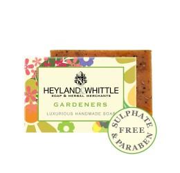 Heyland & Whittle Luxurious Handmade Gardeners Soap Bar 120g