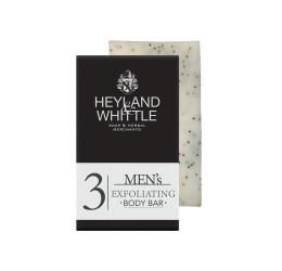 Heyland & Whittle Men's Exfoliating Body Bar 130g