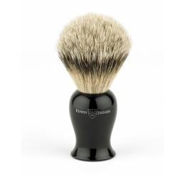 Edwin Jagger Imitation Ebony Plaza Super Badger Shaving Brush