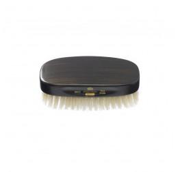 Kent Ebony Wood Hairbrush