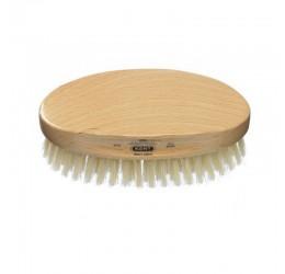 Kent Oval Beechwood Hairbrush