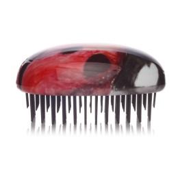 Kent Pebble Hair Brush (Bug) side view