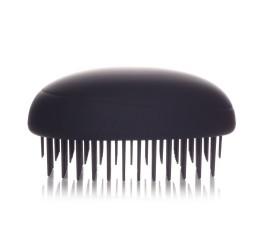 Kent Pebble Hair Brush (Matt Black)