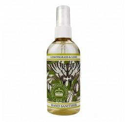 Royal Botanic Gardens Lemongrass & Lime Hand Sanitiser 100ml