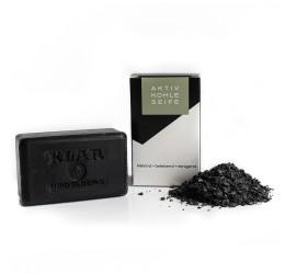 Klar Activated Charcoal Soap