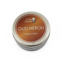Le Pere Lucien Oud Neroli Shaving Soap 150g