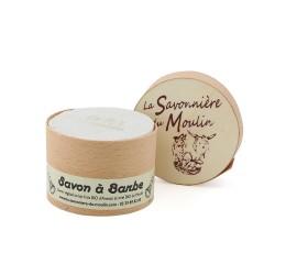 La Savonniere du Moulin Shaving Soap - No Perfume