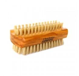 Natural Sea Sponge Company Olive Wood Nail Brush