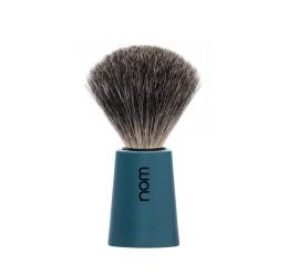 Nom Carl Pure Badger Shaving Brush (Petrol)