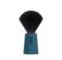 Nom Carl Petrol Shaving Brush (Black Synthetic)