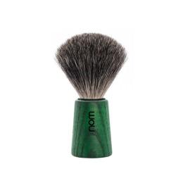 Nom Theo Pure Badger Shaving Brush (Green Ash)