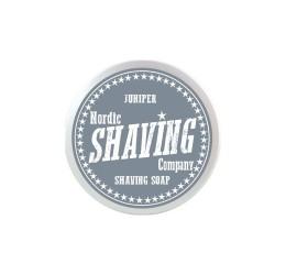 Nordic Shaving Company Juniper Shaving Soap 80g
