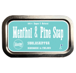 Nordic Shaving Company Menthol & Pine Bath Soap 82g