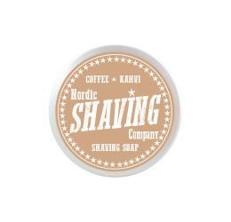 Nordic Shaving Company Coffee Shaving Soap
