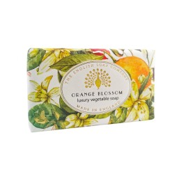 The English Soap Company Vintage Orange Blossom Soap Bar 200g