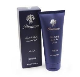 Boellis Panama 1924 Hair & Body Shower Gel